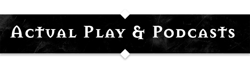 Actual Play